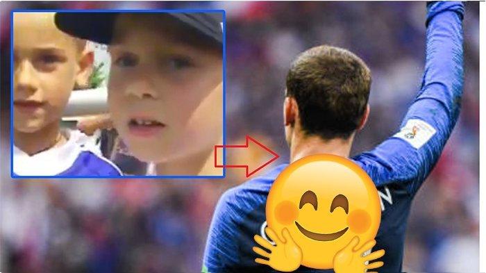 Anak Ini Dulu Fans Timnas Prancis, 20 Tahun Kemudian Ia Berhasil Antar Negaranya Juarai Piala Dunia