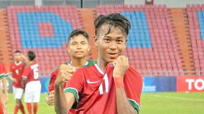 Supriadi Mulai Gabung ke TC Timnas Indonesia U-19 Fakhri: Saya Tidak Khawatir Dengan Kebugaran Dia