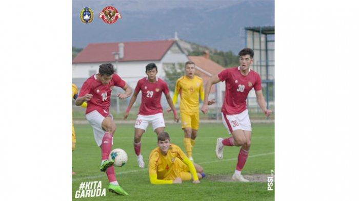 Prediksi Starting XI Timnas U-19 vs Makedonia Utara: Saatnya Rotasi, Jack Brown Starter?