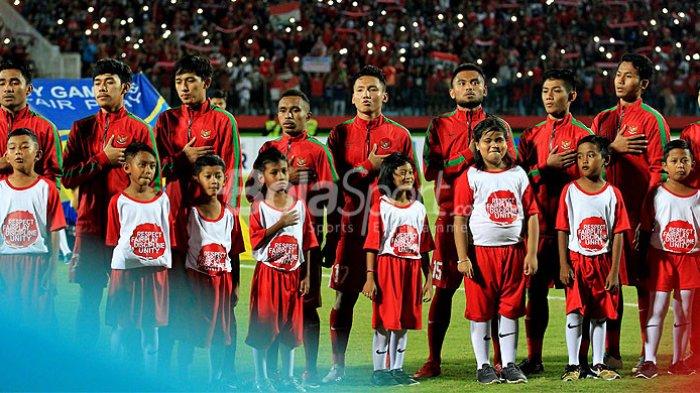 Jadwal Pertandingan Timnas U-19 Indonesia - Garuda Muda Siap Jajal Ketangguhan Thailand dan Tiongkok