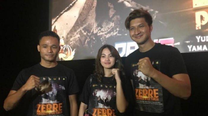 Kesan Para Pemain Saat Syuting Film ''Zerre Pendekar Ufuk Timur'' di Papua, Seperti Liburan