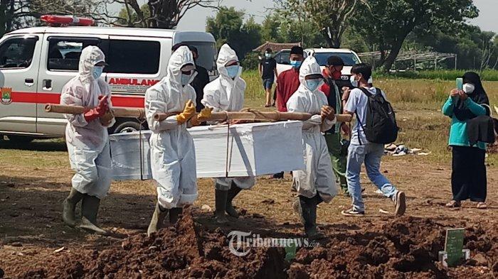 Tingkat Kematian di Medan Mengkhawatirkan, Wali Kota: Dalam Seminggu 107 Orang Meninggal Oleh Covid