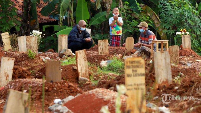 30.000 Lebih Kasus Kematian akibat Covid-19 Tercatat di Bulan Juli 2021