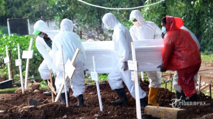 Pandemi Covid-19 Berakhir Jika Jumlah yang Meninggal Semakin Menurun Sampai Dua Minggu