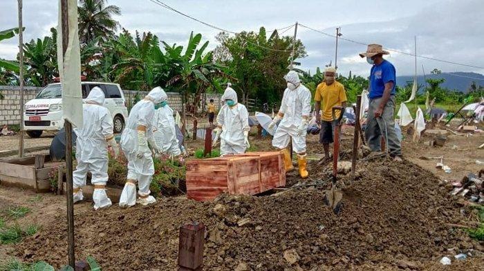 Peti Jenazah di Jayapura Makin Sulit Didapat karena Lonjakan Kasus Kematian Pasien Covid-19