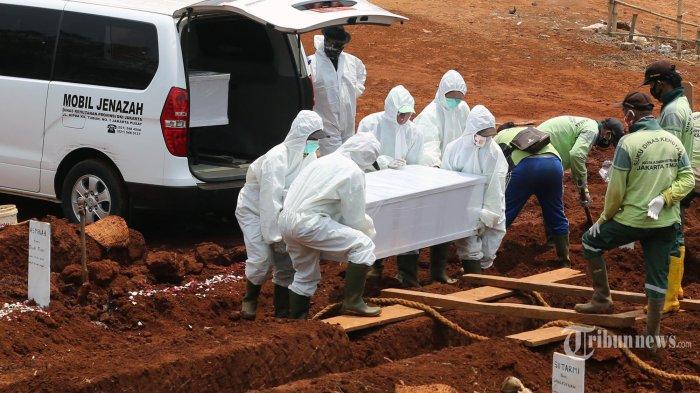 97 Perawat Gugur Akibat Pandemi Corona, Terbanyak Ada di Provinsi Jawa Timur