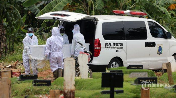 Saat Ini, Indonesia Berada di Puncak Risiko Penularan Covid-19 dan Kematian Nakes Tertinggi se-Asia