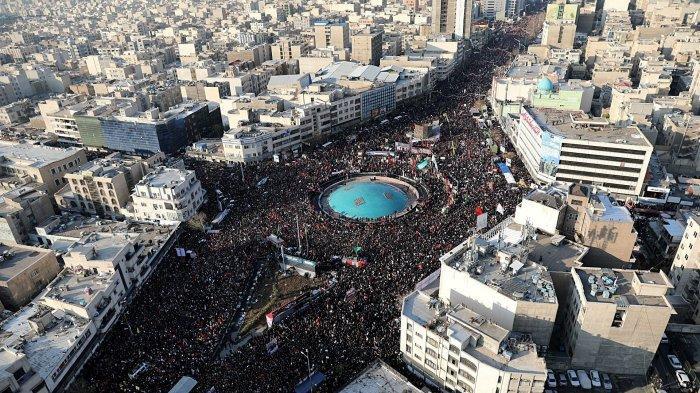 Pakar Timur Tengah Sebut Iran Marah dan Kemungkinan Balas Dendam pada AS atas Tewasnya Soleimani