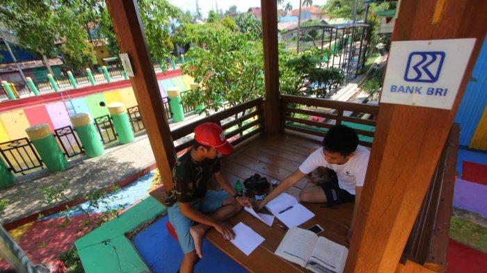 """Bersih-bersih Sungai Kemuning"" Jadi Ikon Wisata Lokal di Kota Banjarmasin"