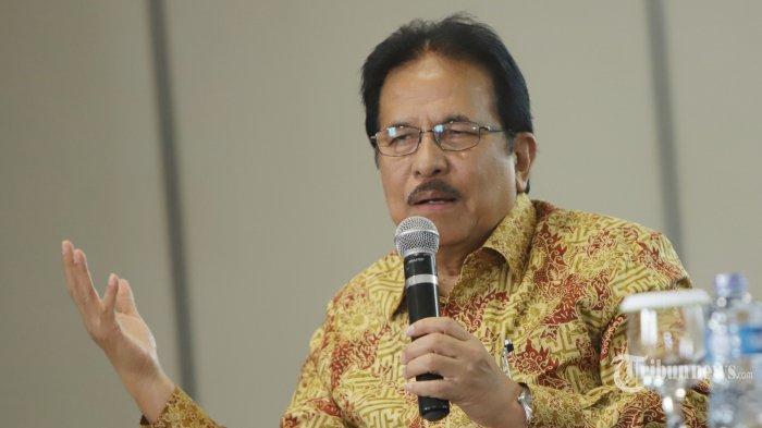 Menteri Agraria dan Tata Ruang/Badan Pertanahan Nasional (ATR/BPN) Sofyan Djalil