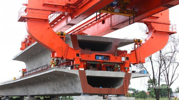 Kerap Picu Banjir, Proyek Kereta Cepat Jakarta-Bandung untuk Sementara Distop Mulai Hari Ini