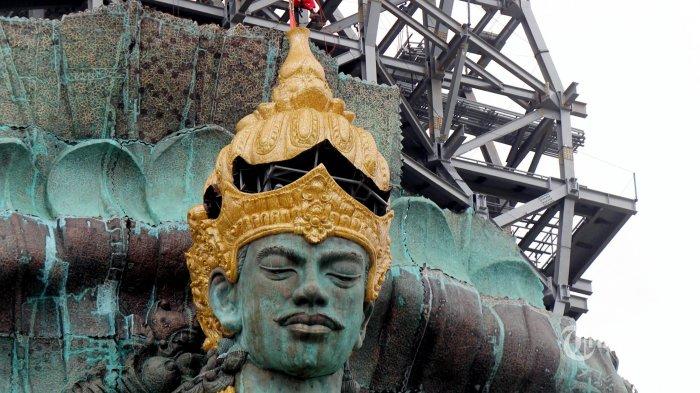 Kalahkan Liberty, Garuda Wisnu Kencana (GWK) Akan Jadi Patung Tertinggi Kedua di Dunia