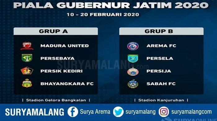 Jadwal Bola Hari Ini: Madura United vs Persebaya Surabaya & Persik Kediri vs Bhayangkara FC di MNCTV