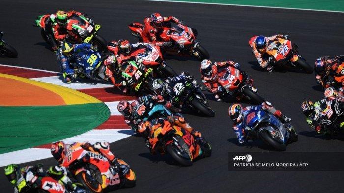 Daftar Pebalap MotoGP 2021 dan Timnya: Adik-Adik Valentino Rossi dan Marc Marquez di Kelas Utama