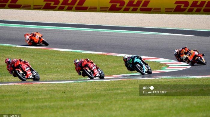 JADWAL KUALIFIKASI MotoGP Italia 2021, Live TRANS7 - Mulai Pukul 19.10 WIB, Hasil FP1 & FP2 di Sini