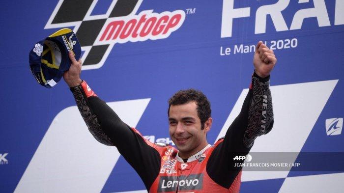 PREDIKSI MotoGP Jerman: Peluang Podium bagi Pembalap KTM Danilo Petrucci di Sirkuit Sachsenring