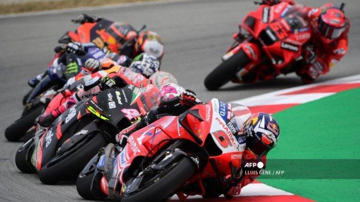 Hasil Lengkap Kualifikasi MotoGP Jerman 2021, Johann Zarco Pole Position, Rekor Marquez Patah