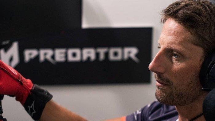 Pembalap F1 Prancis Romain Grosjean Selamat dari Kecelakaan Maut di Pembukaan Grand Prix Bahrain