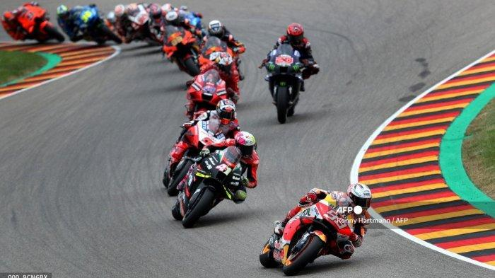 Prinsip Marc Marquez Arungi MotoGP 2021: Tetap Gaspol Meski Berselimutkan Derita Cedera