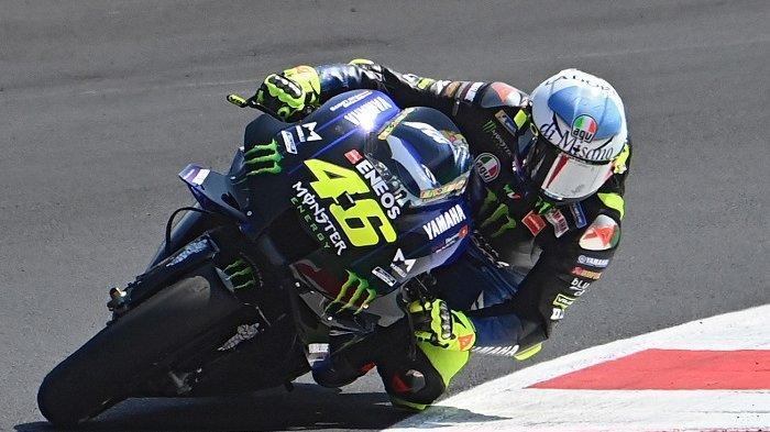 MotoGP Catalunya - Valentino Rossi Segera Teken Kontrak dengan Yamaha Petronas SRT