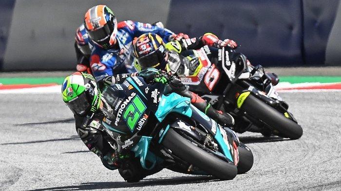 Hasil FP3 MotoGP Eropa 2020: Valentino Rossi Tak Lolos Q2, Johann Zarco Tercepat