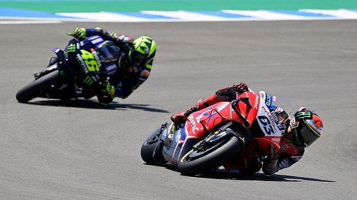 Jelang MotoGP Ceko 2020, Francesco Bagnaia Optimis Raih Waktu Tercepat di Sirkuit Brno