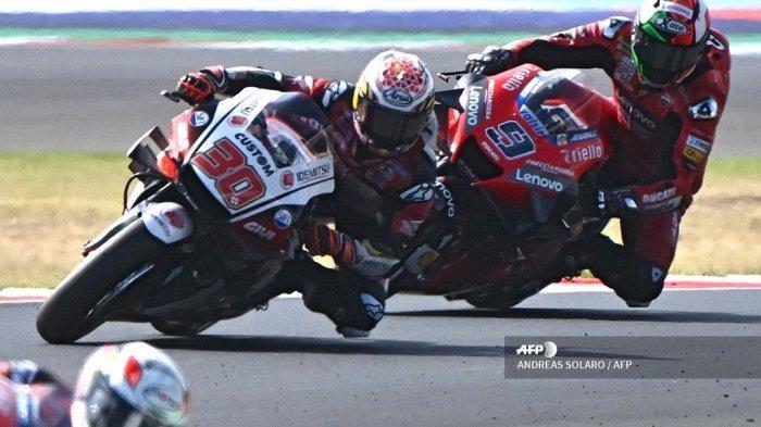 Jadwal Live Streaming Trans7, MotoGP Aragon 2020, FP1 dan FP2 Besok Malam
