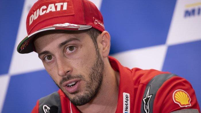 Waduh! Ducati Ternyata Belum Ikhlas Andrea Dovizioso Hengkang