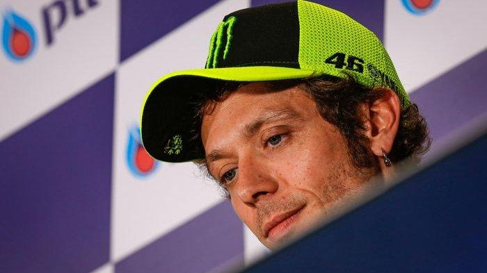 Pembalap Monster Energy, Valentino Rossi