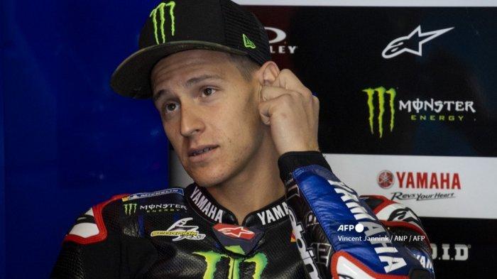 Jadwal MotoGP 2021 Lengkap, Live Trans7 - Beban Fabio Quartararo Gantikan Valentino Rossi di Yamaha