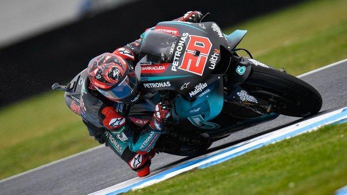 Jadwal MotoGP Ceko 2020: Tekad Fabio Quartararo Cetak Hattrick Kemenangan di Seri Ketiga