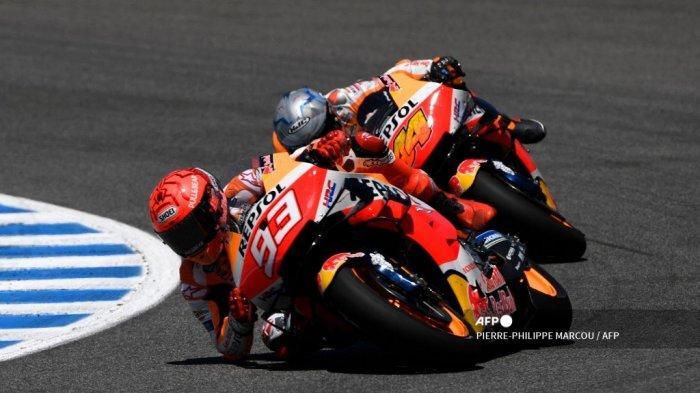 LIVE HASIL Kualifikasi MotoGP Prancis 2021 Besok Malam, Update di Link MotoGP 2021