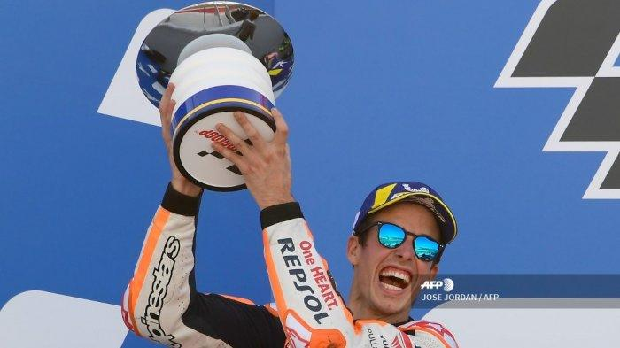 LCR Honda Sebatas jadi Batu Loncatan Alex Marquez Kembali ke Tim Utama, Soroti Jadwal MotoGP 2021