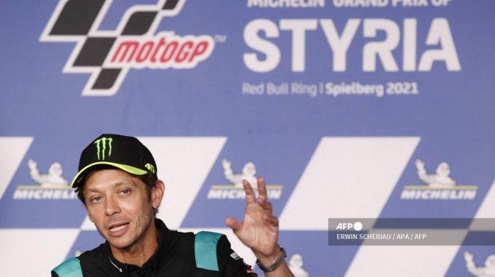 MotoGP 2021 - Umumkan Gantung Helm, Ambisi Tak Terwujud Valentino Rossi Berujung pada Penyesalan