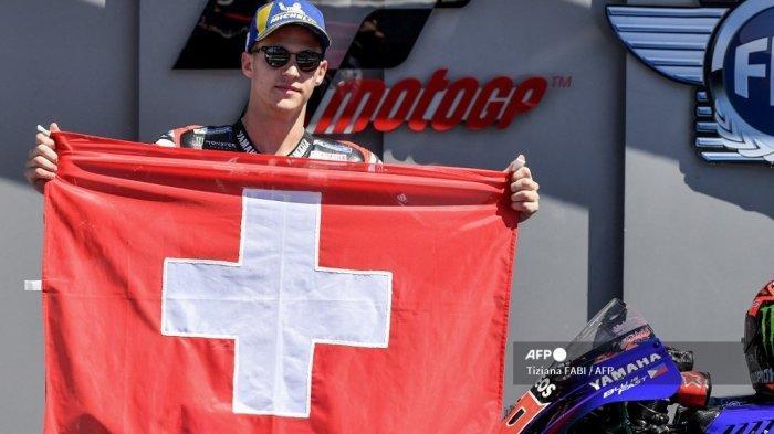 HASIL MotoGP Italia 2021, Quartararo Persembahkan Kemenangan untuk Pembalap Moto3 Jason Dupasquier