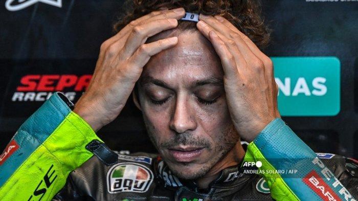 Live Streaming TV Online Trans7, Race MotoGP San Marino 2021, Rossi Start Posisi 23, Akses HP Gratis