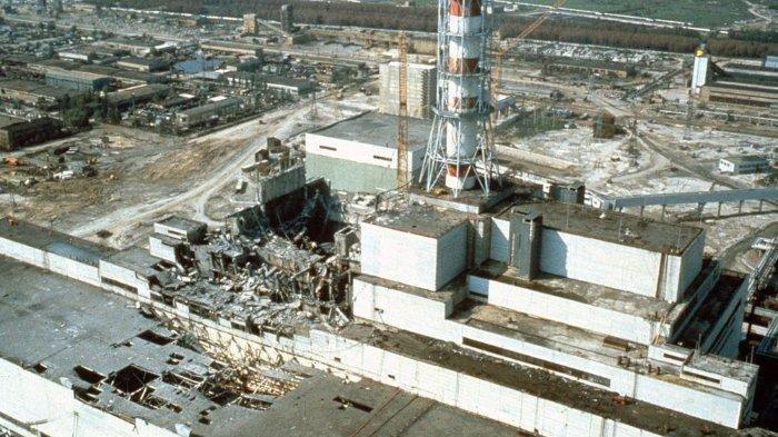 Unsur Radioaktif di Perumahan Batan Indah Cs 137, Sama Seperti Tragedi Chernobyl