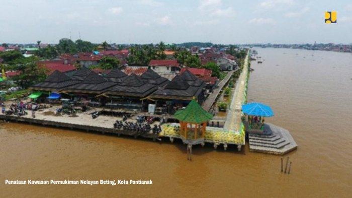 Tingkatkan Kualitas 9 Kawasan Permukiman Nelayan, Kementerian PUPR Anggarkan Rp 507 Miliar