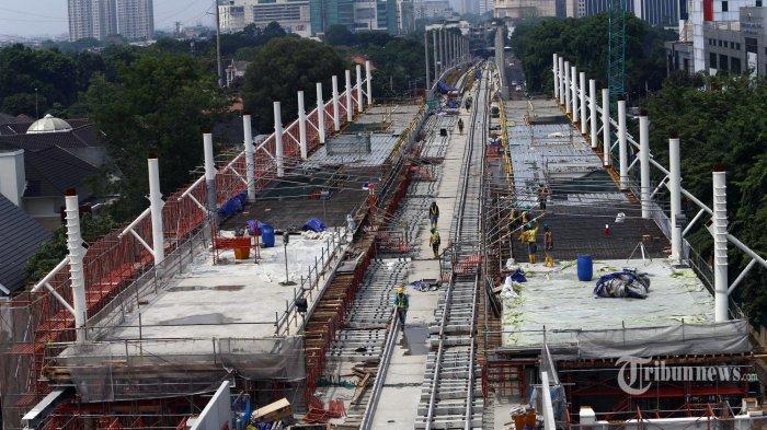Maret 2019, Warga DKI Sudah Bisa Nikmati MRT
