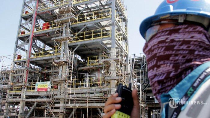 Kapasitas Pabrik Meningkat, Industri Petrokimia RI Mulai Ekspor Polyethylene