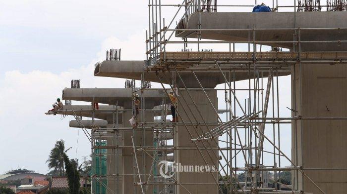 Sumber Dana Belum Jelas, Progres LRT Baru 15 Persen