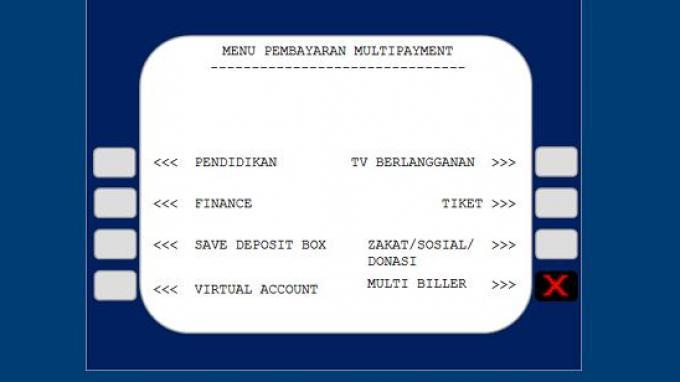 Pembayaran UTBK melalui Bank BTN