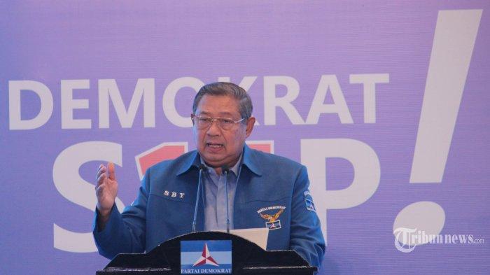 SBY: Kami Terima Hasil Penghitungan Suara Pemilu Legislatif 2019