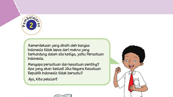 Kunci Jawaban Tema 2 Kelas 6 Halaman 53 54 55 58 60 61 62 Buku Tematik Persatuan Dalam Perbedaan Tribunnews Com Mobile