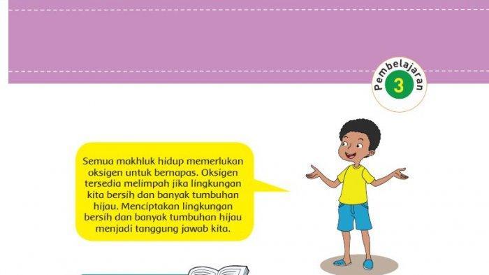 Kunci Jawaban Tema 2 Kelas 5 Sd Mi Halaman 23 36 Buku Tematik Subtema 1 Pembelajaran 3 Tribunnews Com Mobile