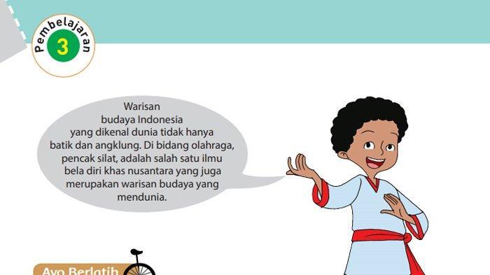 Kunci Jawaban Tema 4 Kelas 6 Sd Halaman 25 26 27 28 Buku Tematik Terpadu Subtema 1 Tribunnews Com Mobile