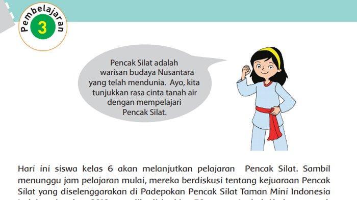 Kunci Jawaban Tema 4 Kelas 6 Halaman 114 Dan 115 Buku Tematik Subtema 3 Pembelajaran 3 Tribunnews Com Mobile
