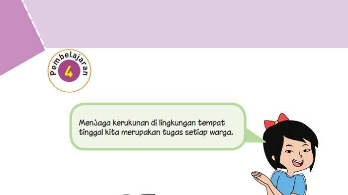 Kunci Jawaban Halaman 27 28 29 30 Dan 31 Tema 2 Kelas 6 Sd Buku Tematik Persatuan Dalam Perbedaan Tribunnews Com Mobile