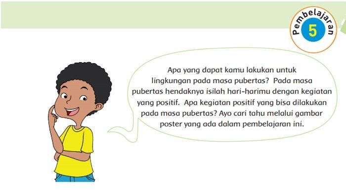 Kunci Jawaban Tema 6 Kelas 6 Sd Halaman 29 33 34 Buku Tematik Menuju Masyarakat Sejahtera Tribunnews Com Mobile