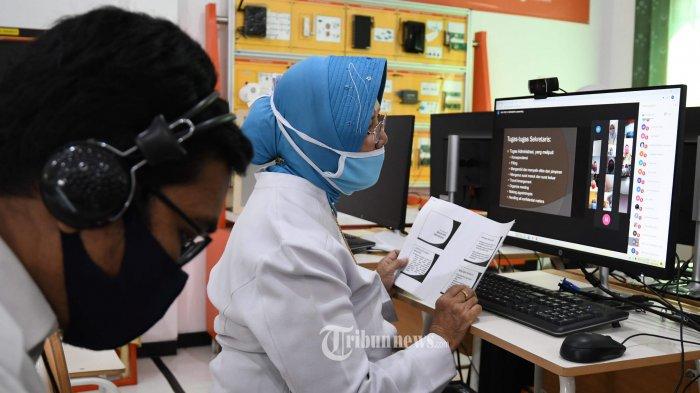 Sekolah di Kala Pandemi:Anak Didik Susah Belajar, Guru Bingung Mengajar